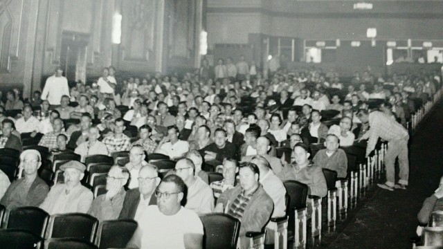 State Theatre audience