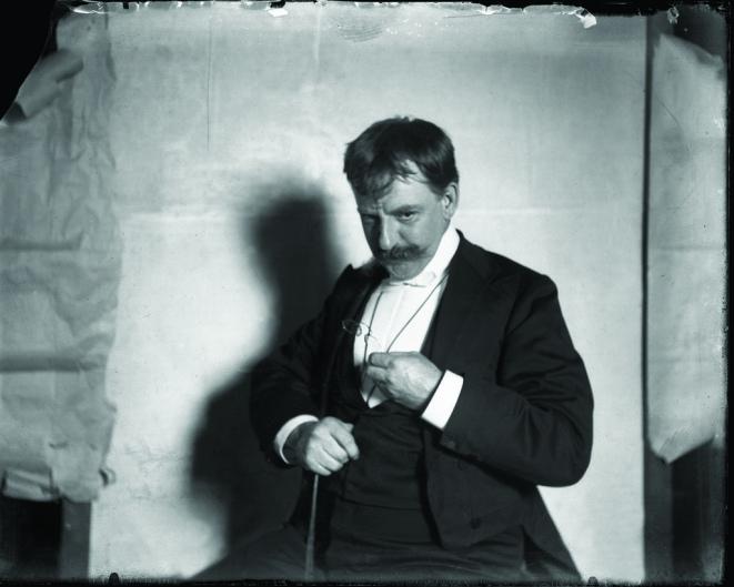 Lloyd Mifflin Portrait 2