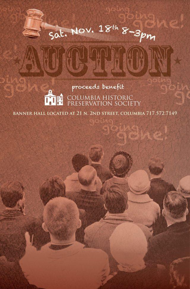 2017 CHPS Benefit Auction